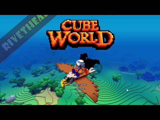 """Cube World Season 13 - E94 - """"Taking Forever To Get Started!"""""""