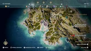 Assassins Creed Odyssee PS4