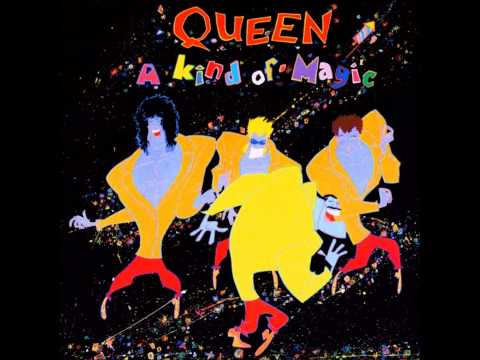 Queen - Gimme the Prize (1986)