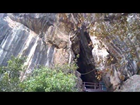 Núi Thạch Động - TX Hà Tiên, Tỉnh Kiêng Giang