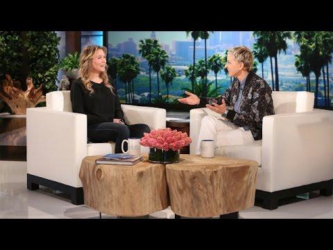 Renée Zellweger's Ellen Debut