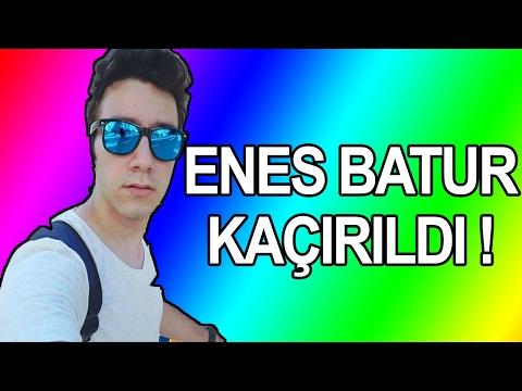 Enes Batur KAÇIRILDI !