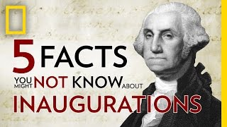 5 Surprising Facts About U S  Presidential Inaugurations | National Geographic