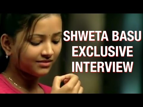 Don't Ask About My Past ||  Shweta Basu Prasad in V6 Exclusive Interview (22-01-2015)