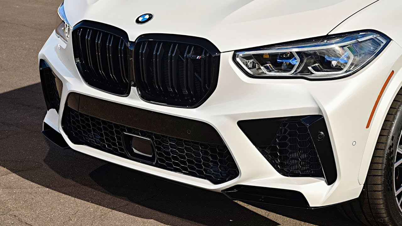 2021 bmw x5 competition g05 in color mineral white metallic