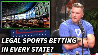 When Will Every State Have Legalized Sports Gambling?