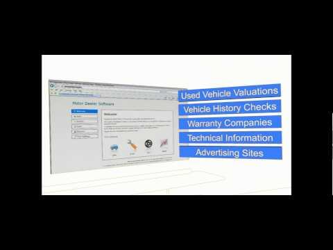 Motor Dealer Software - Motor Dealer Management System