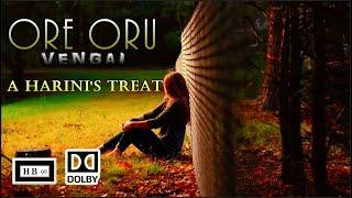 Ore Oru 🕊🕊🕊 | A Harini's Treat | Harini | Tippu | HBi | Devi Sri Prasad Dolby Song | Vengai Songs