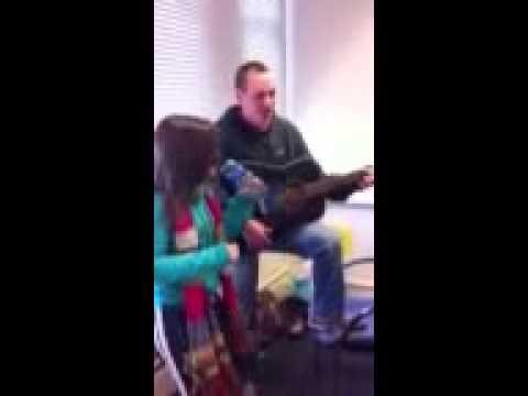 Simon Thompson Singing