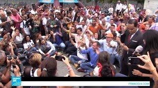 المعارضة البرازيلية في الشارع مجددا لإخراج مادورو من قصر الرئاسة