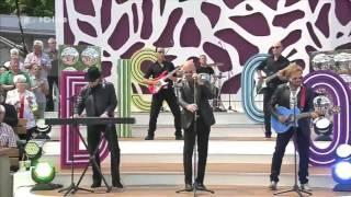 Bee Gees Tribute Band Tragedy ZDF Fernsehgarten 2016