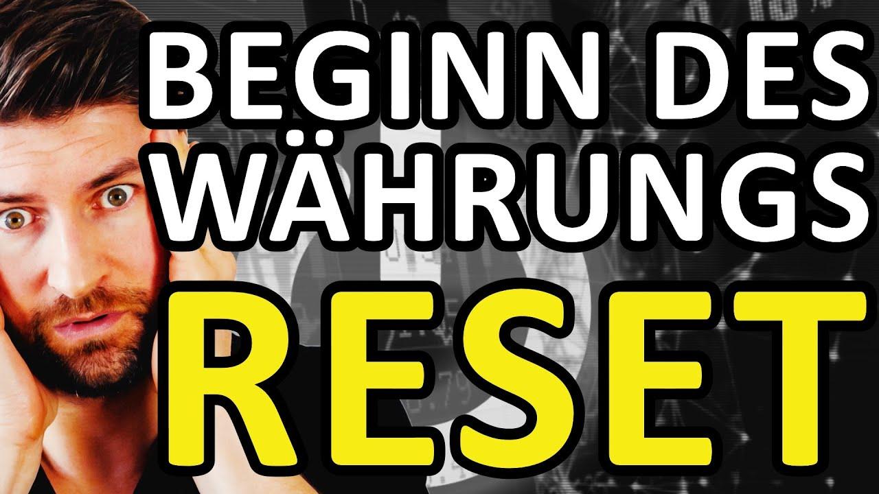 SCHOCKIEREND: Der Reset Der Währung Hat Begonnen (Markus Krall & Klaus Schwab)
