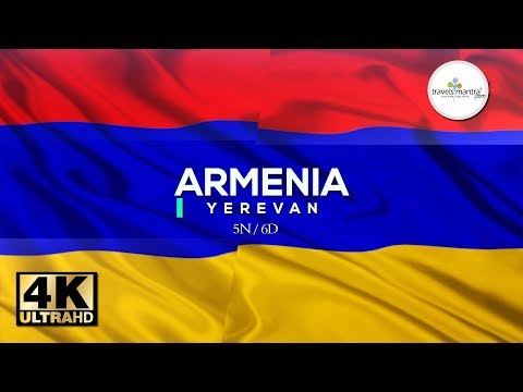 Armenia Tourist Attractions | Travel Itinerary In 4k