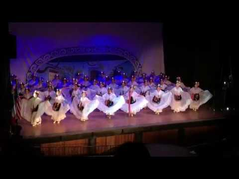 High School Show Offs 2018 | Porterville High School | Veracruz