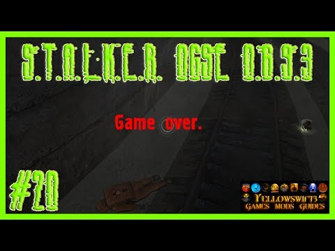 S.T.A.L.K.E.R. OGSE 0.6.9.3 | Blind Playthrough | Hazards of Artifact Hunting | 1440/60 | Part 20