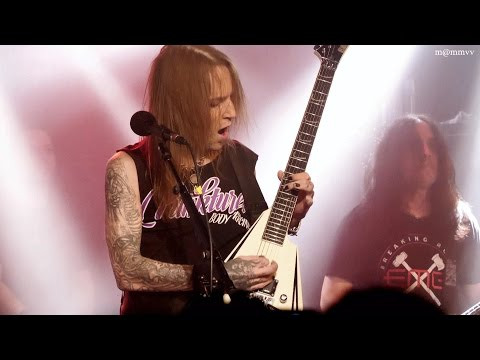[4k60p] Children Of Bodom - Deadnight Warrior & In The Shadows - Live in Stockholm 2017 mp3