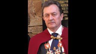Jan Zbigniew Hrabia Potocki - moja historia.