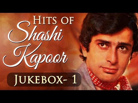 Shashi Kapoor Superhit Song Collection (HD)  - Jukebox 1 - E