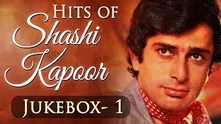 Shashi Kapoor Superhit Song Collection - Jukebox 1 - Evergreen Bollywood Songs