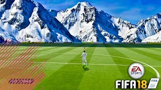 Top 5 Neue Features in FIFA 18!