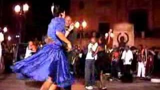 Salsa Cubana Dance Competition - Santiago, Cuba