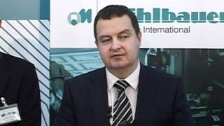 Muehlbauer otvaranje fabrike Ivica Dacic