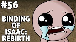 Gambar cover [56] Binding of Isaac: Rebirth - R U A WIZARD NEGARK?!