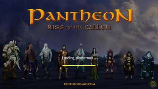 Pantheon: Rise of the Fallen Shaman Gameplay  - Dec 2016 Stream ft. CohhCarnage