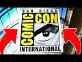 I WENT TO SAN DIEGO COMIC CON WITH DC KIDS!