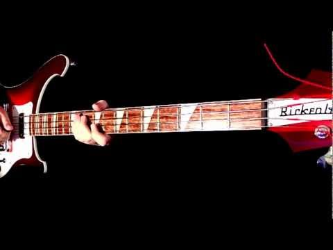 The Beatles- Penny Lane (Bass Cover)