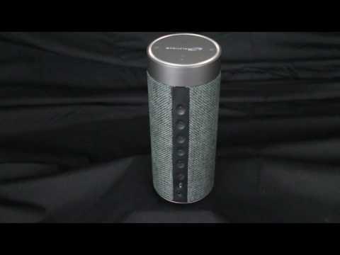 Setup & Operation of Concierge, iLive's Wireless Speaker with Amazon Alexa (ISWFV387)
