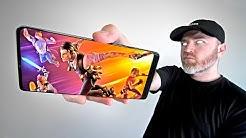 OnePlus x Fortnite 90FPS Smartphone Gaming