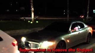 Bentley Continental BMW X6M Audi S3 Maserati Quattroporte Range Rover Sport in Albania HD 2012