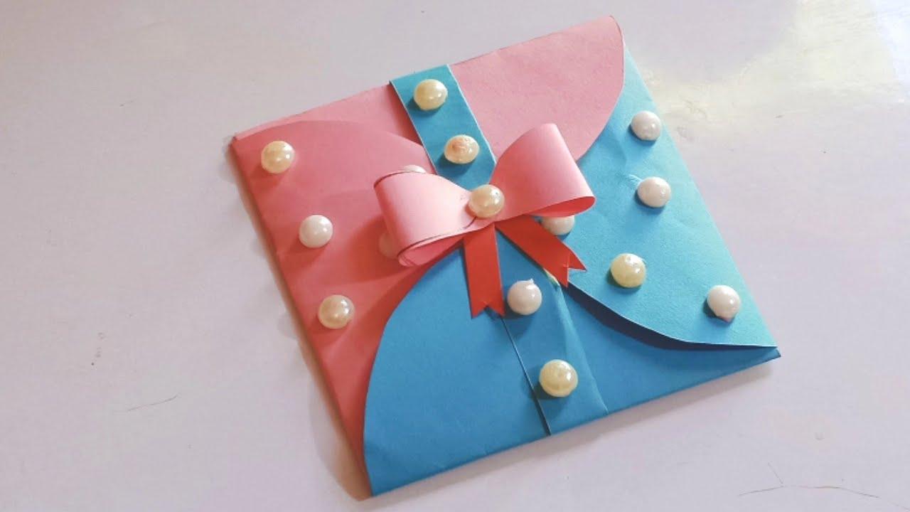 Beautiful handmade happy new year card 2020 | new year ke ...