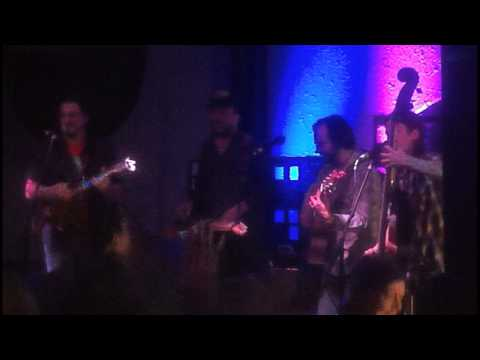 The Whistle Stop Revue -Cumberland Blues -live Feat. Anders Beck