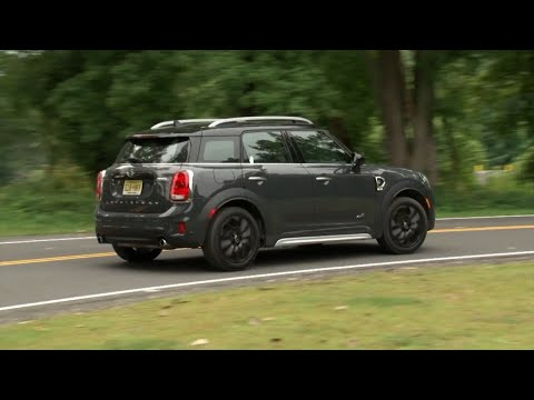 2017 Mini Cooper S Countryman All4 Complete Review Testdrivenow