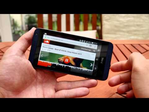 HTC Desire 610 Review [4K]