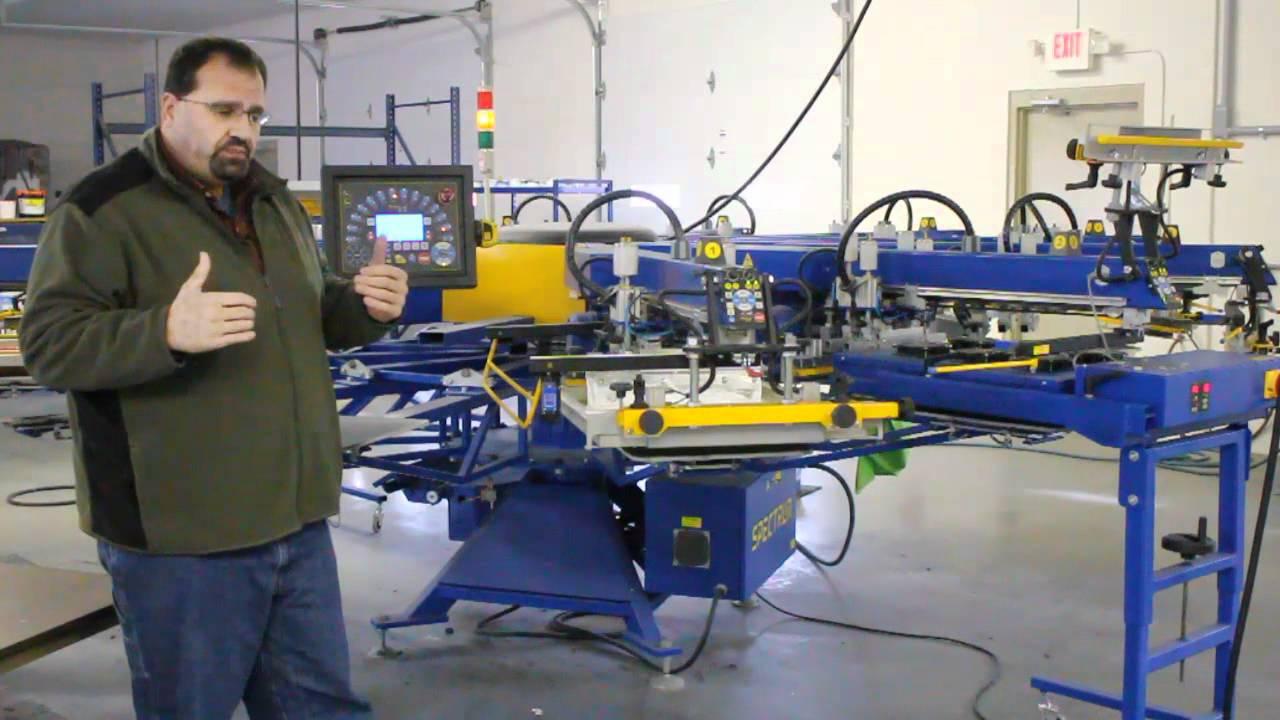 printex india, screen printing machine, textile printing machine