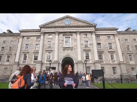 Campus Accommodation - Trinity College Dublin