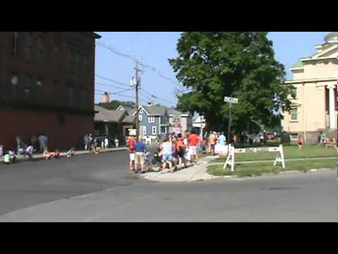 From Sayre, Pa check out the parade and...