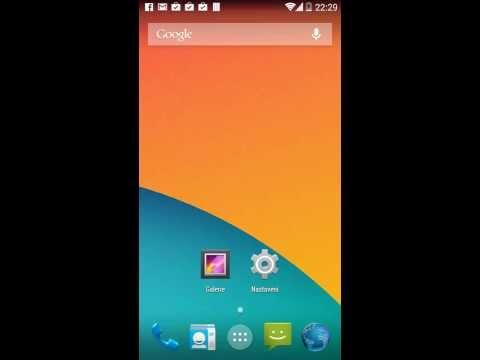 Xiaomi Mi2S Android 4.4 KitKat