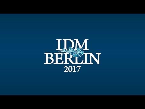 IDM Schwimmen - Berlin 2017 - 01 Session
