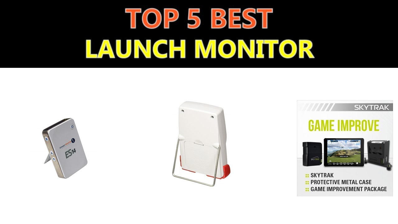 Best Launch Monitors 2019 Best Launch Monitor 2019   YouTube
