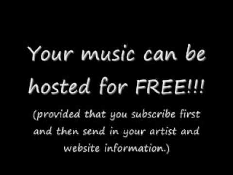 Free Music Hosting (This will be Big)