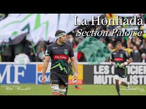La Honhada (Section Paloise - Stade Toulousain: 13/09/2015)
