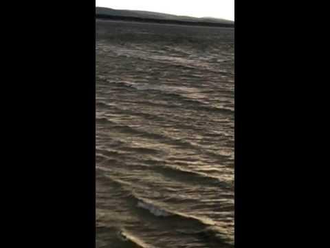 Burghead harbour Morayshire Nov 12