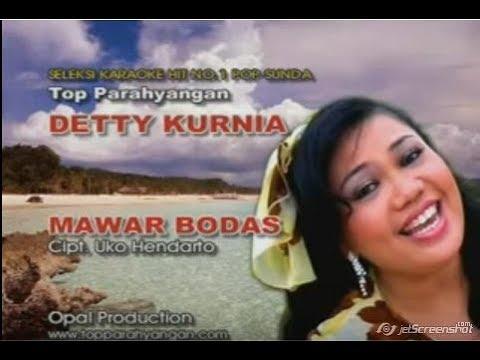 lagu Sunda   Mawar Bodas   Detty Kurnia