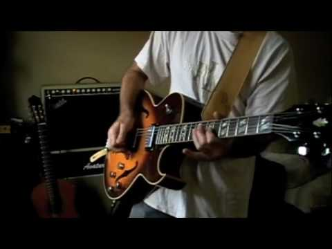 Early 70's Kalamazoo GIbson ES-175D Demo from YouTube · Duration:  8 minutes 37 seconds