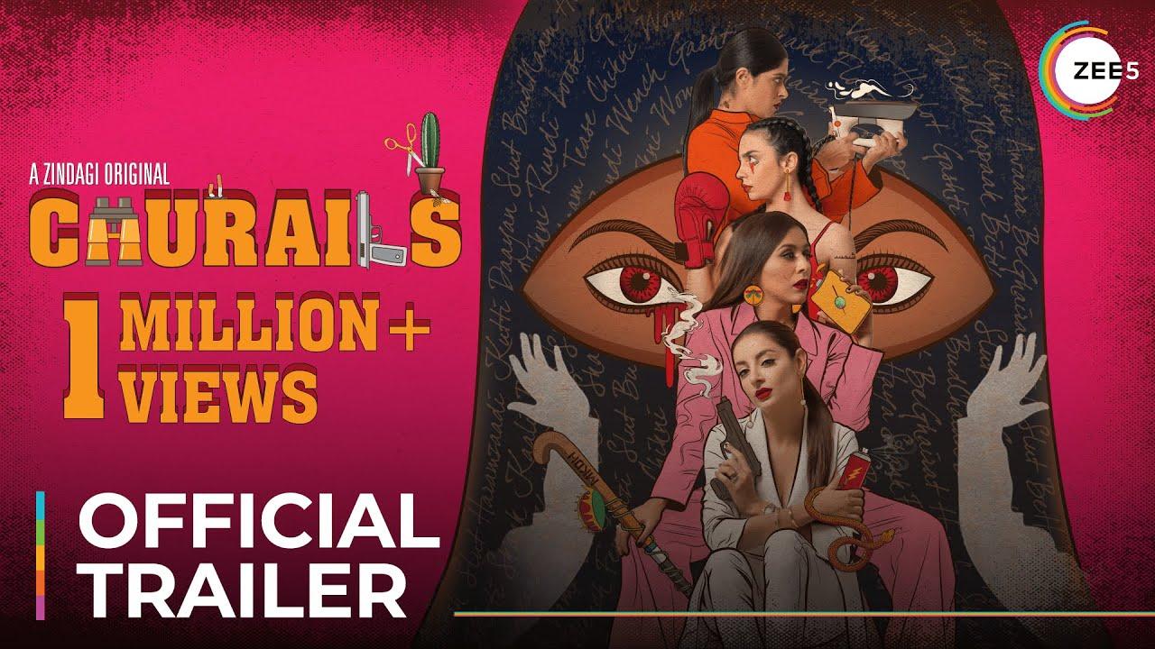 Download Churails | Official Trailer | A Zindagi Original | Premieres 11th August On ZEE5