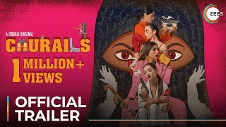 Churails | Official Trailer | A Zindagi Original | Premieres 11th August On ZEE5